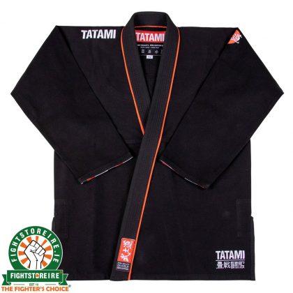 Tatami Ladies Bushido Jiu Jitsu Gi - Black