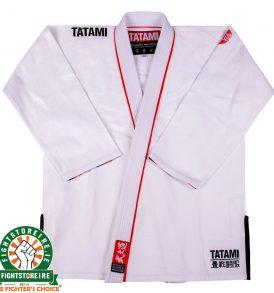 Tatami Ladies Bushido Jiu Jitsu Gi - White