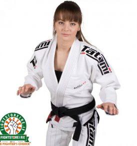 Tatami Ladies ESTILO BJJ Gi 6.0 - White & Black