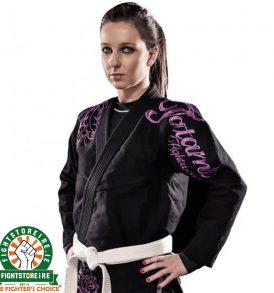 Tatami Ladies Phoenix BJJ Gi - Black