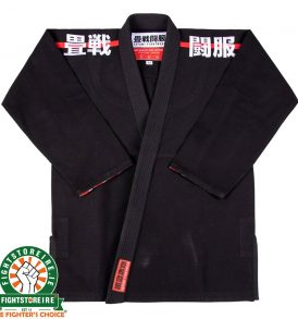 Tatami Ladies Super Jiu Jitsu Gi - Black