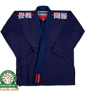 Tatami Ladies Super Jiu Jitsu Gi - Navy