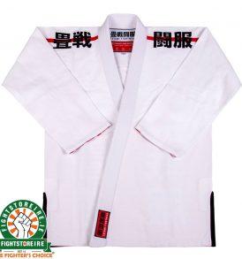 Tatami Ladies Super Jiu Jitsu Gi - White