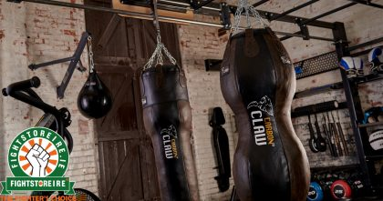 Carbon Claw Recoil RB Uppercut Angle Bag 4ft - Leather
