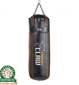 Carbon Claw Recoil RB Punchbag Heavy 4ft x 18″ - Leather