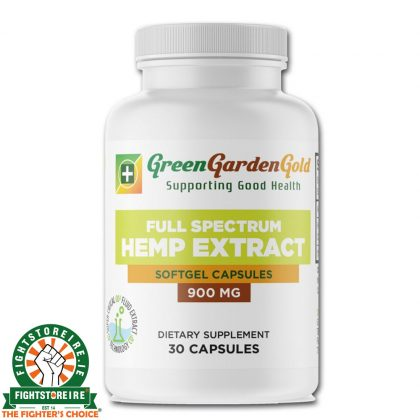 Green Garden Gold 900mg CBD Oil Capsules - 30ct