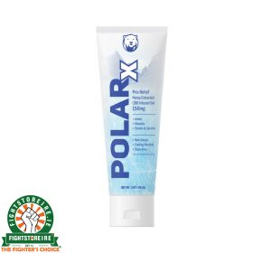 PolarX 150mg CBD Infused Analgesic Gel - 85ml