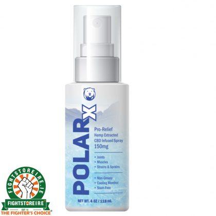 PolarX 150mg CBD Infused Spray - 118ml