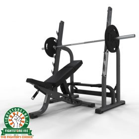 Jordan Olympic Adjustable Multi Bench - Black