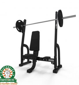 Jordan Olympic Shoulder Press Bench - Black