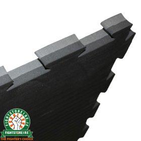 Multi Purpose 40mm Jigsaw Mats - Black/Grey