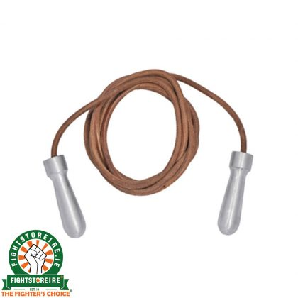 TUF Wear Leather Skipping Rope - 9ft