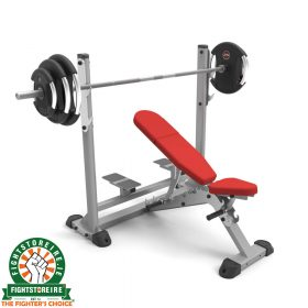 Adjustable Olympic Incline Bench