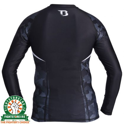 Booster B Force Rashguard - Black
