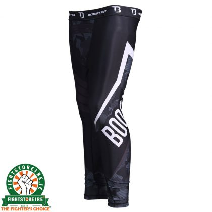Booster B Force Spats - Black