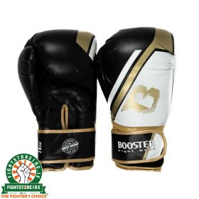 Booster BT V2 Sparring Thai Boxing Gloves - Gold