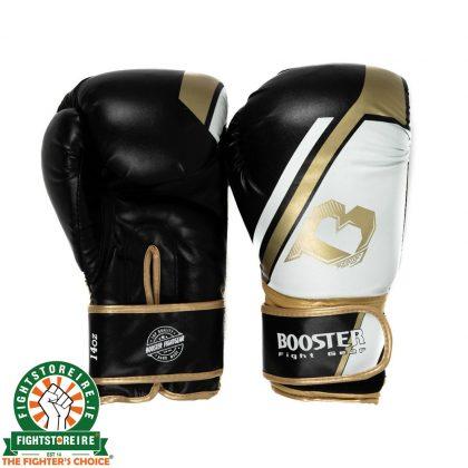 Booster BT V2 Sparring Thai Boxing Gloves - Gold