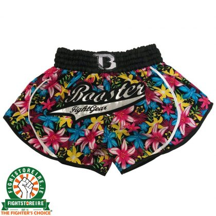 Booster Flower Slugger 1 Muay Thai Shorts