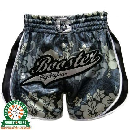 Booster Retro Hawaii 1 Muay Thai Shorts