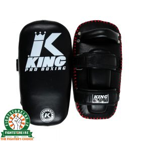 King Master Kick Pads - Black