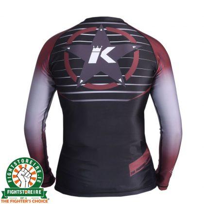 King Pro Boxing Storm King 2 Rashguard - Long Sleeve