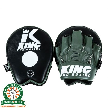 King Pro Focus Mitts Green