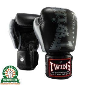 Twins BGVL 8 Thai Boxing Gloves - Black