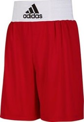 Adidas Base Punch Short Red photo review
