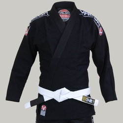 Valor Bravura BJJ Gi - Black with Free White Belt photo review