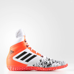 Adidas Flying Impact Shoes - White/Red photo review