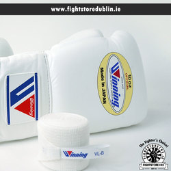 Winning 10oz Lace-Up Boxing Gloves - MS-300 photo review