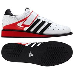 Adidas Power Perfect III Weightlifting Shoes - White photo review