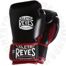Cleto Reyes Universal Sparring & Training Gloves - Black and Red photo review