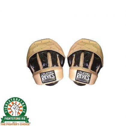 Cleto Reyes Punch Mitts - Black/Gold
