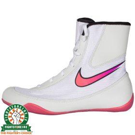Nike Machomai 2 Limited Edition Boxing Boots - White