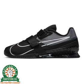 Nike Romaleos 4 Weightlifting Shoes - Black