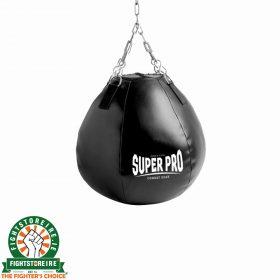 Super Pro Bodysnatch Punch Bag - Black