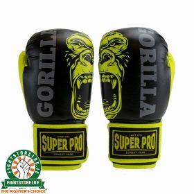Super Pro Kids Boxing Gloves - Gorilla
