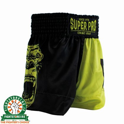 Super Pro Kids Thaiboxing Shorts - Gorilla
