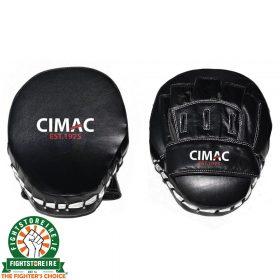 CIMAC Curved Focus Mitts - Black
